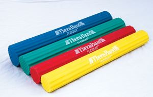 Picture of Theraband Flexbar Red