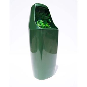 "Picture of BioBubble Drinking Fountain Green 4"" x 3.75"" x 10.5"""