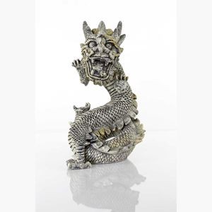 "Picture of BioBubble Decorative Stone Dragon Large 11.5"" x 7"" x 11.75"""
