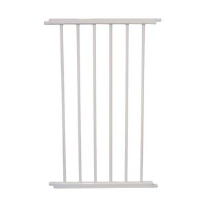 "Picture of Cardinal Gates VersaGate Hardware Mounted Pet Gate Extension White 20"" x 30.5"""