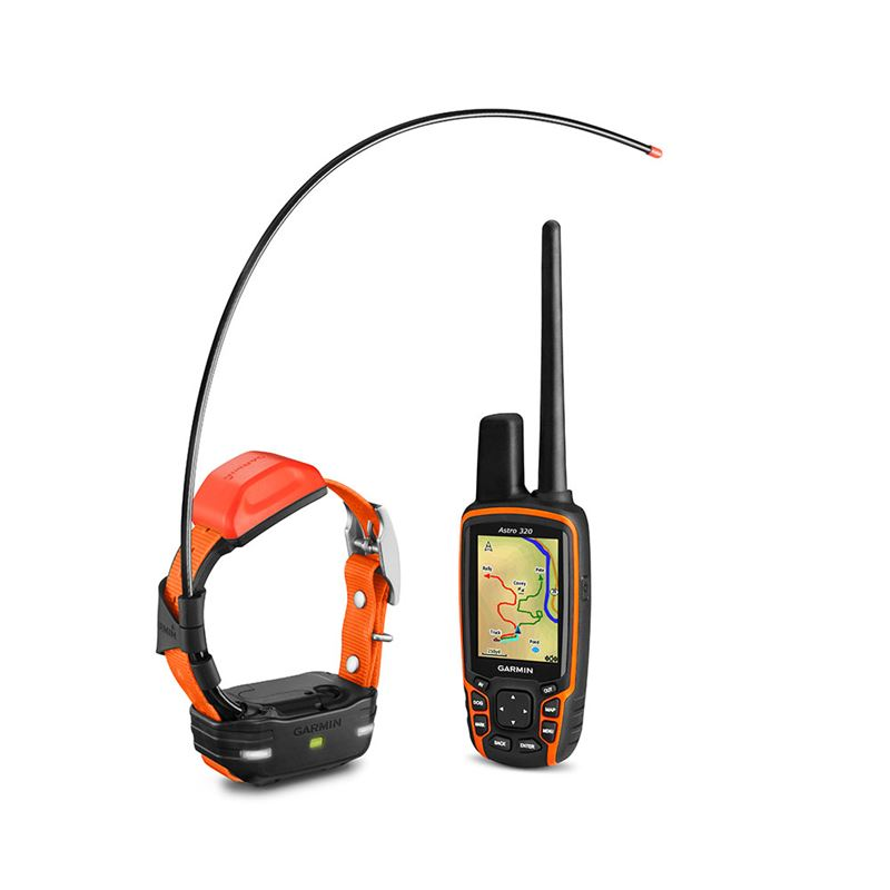 Picture of Garmin Astro 320 / Mini T 5 Dog GPS Tracking Bundle Orange ** UNAVAILABLE **