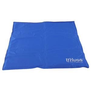 """Picture of Hugs Pet Products Pet Chilly Mat Medium Blue 19.5"""" x 15.5"""" x 0.75"""""""