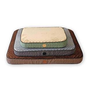 """Picture of K&H Pet Products Superior Orthopedic Pet Bed Small Gray 20"""" x 30"""" x 5"""""""