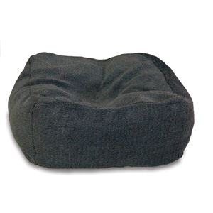 "Picture of K&H Pet Products Cuddle Cube Pet Bed Medium Gray 28"" x 28"" x 12"""
