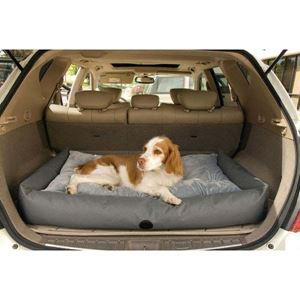 "Picture of K&H Pet Products Travel / SUV Pet Bed Large Gray 30"" x 48"" x 8"""