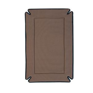 "Picture of K&H Pet Products Odor-Control Dog Crate Pad Mocha 20"" x 25"" x 0.5"""