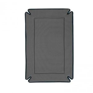 "Picture of K&H Pet Products Odor-Control Dog Crate Pad Gray 21"" x 31"" x 0.5"""