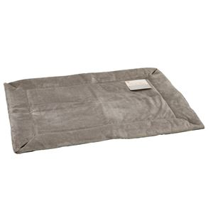 "Picture of K&H Pet Products Self-Warming Crate Pad Large Gray 25"" x 37"" x 0.5"""