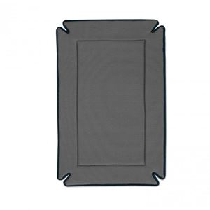 "Picture of K&H Pet Products Odor-Control Dog Crate Pad Gray 25"" x 37"" x 0.5"""