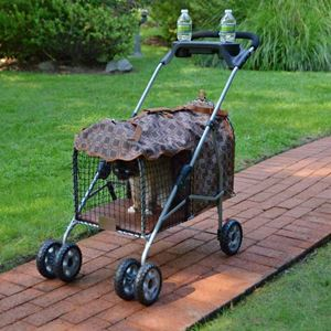 "Picture of Kittywalk Classic Pet Stroller SUV Royale 31"" x 16"" x 37.5"""