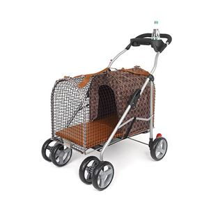 "Picture of Kittywalk Classic Pet Stroller Royale 26"" x 14"" x 35.5"""