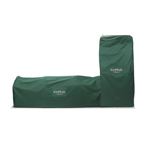"""Picture of Kittywalk Outdoor Protective Cover for Kittywalk Town and Country Collection Green 96"""" x 18"""" x 72"""""""