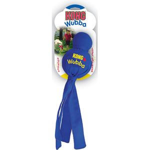 """Picture of Kong Wubba Dog Toy Extra Large Assorted Colors 19.5"""" x 5.5"""" x 3.8"""""""