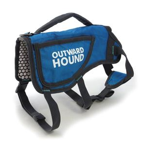 Picture of Outward Hound Dog ThermoVest Large Blue