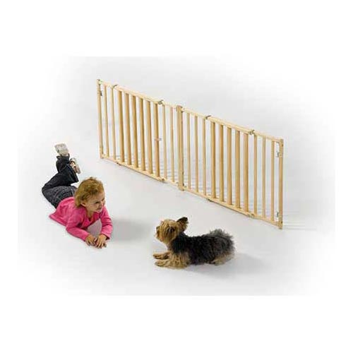 Midwest Extra Wide Wood Pet Gate Wood 53 Quot 96 Quot X 24 Quot For