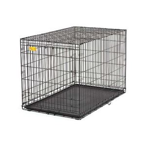 "Picture of Midwest Life Stage A.C.E. Dog Crate Black 30.50"" x 19.60"" x 21.25"""
