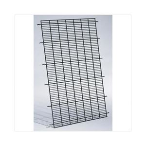 "Picture of Midwest Dog Cage Floor Grid Black 29"" x 22"" x 1"""
