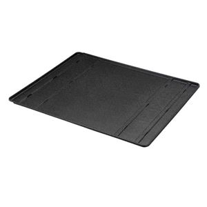 "Picture of Richell Convertible Floor Tray Black 41.3"" - 79.9"" x 33.9"" x 0.8"""