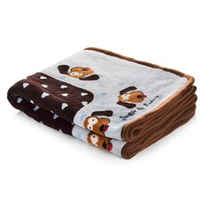 Picture of Smart Pet Love Snuggle Dog Blanket Blue