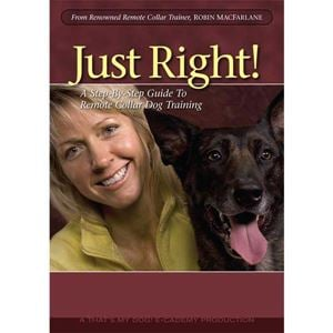 Picture of That's My Dog Just Right Dog Training DVD Volume 1