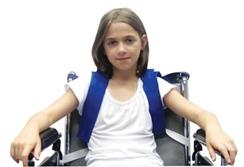 Picture of Wheelchair Posture Support: Children 8 to 12 years old