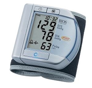 Picture of Wrist Blood Pressure Monitor