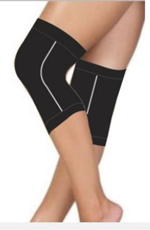 Picture of Doctor's Choice Compression Knee Support  *** DISCONTINUED ***
