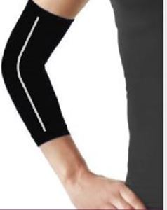 Picture of Doctor's Choice Compression Elbow Sleeve  *** DISCONTINUED ***