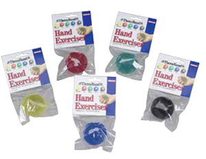 Picture of Theraband Hand Exerciser Blue