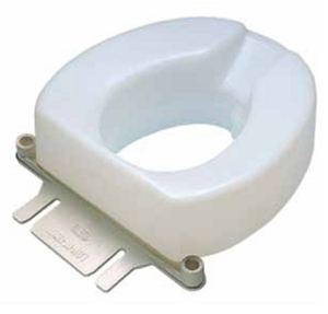 """Picture of Tall-ette®  Raised Toilet Seat 4"""""""