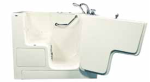 Picture of American Standard - Quick Drain fast water removal system