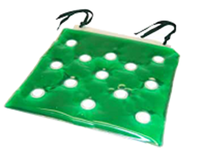 "Picture of Gel-Lift Seat Cushion: Optional Cover - 16"" x 16"""
