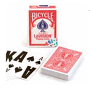 Picture of Jumbo Index Playing Cards