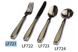 Picture of Keatlery Weighted Utensils - Soup Spoon