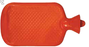 Picture of Hot Water Bottle w/Syringe