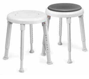 Picture of Easy Shower Stool - Stool with swivel