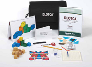 Picture of Dynamic Lowenstein O.T. Therapy Cognitive Assessment Kit