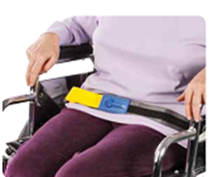 Picture of Early Warning EZ Release Seatbelt with IQ Duo Alarm