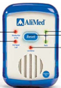 Picture of Cordless Sensor Alarm - Alarm with Bed Pad