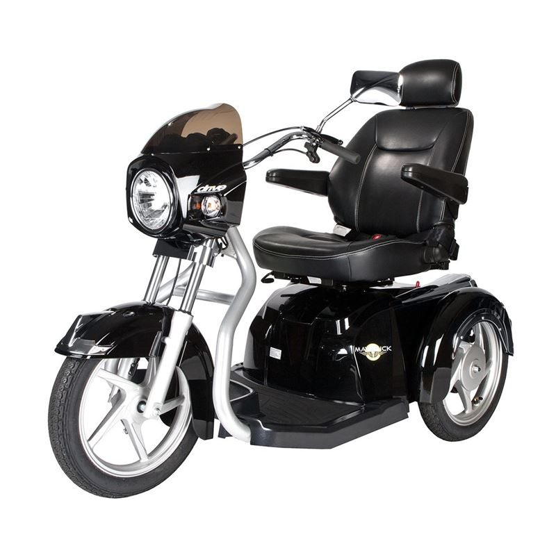 Picture of Maverick Executive 3-Wheel Scooter ** NOT AVAILABLE **
