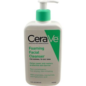 Picture of CeraVe Foaming Facial Cleanser