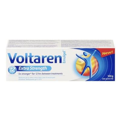 Having trouble with muscle or joint pain? Get relieved by applying powerful Voltaren Gel
