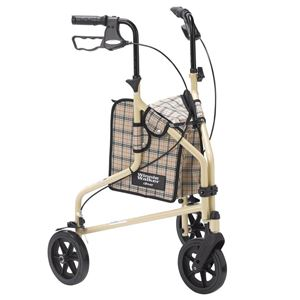 Picture of 3 Wheel Aluminum Rollator Winnie Lite Supreme (Light Weight)