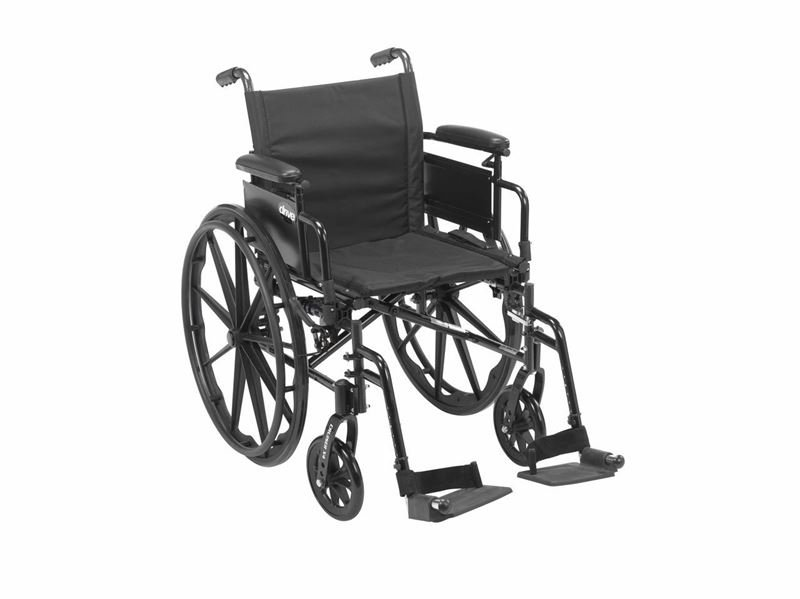 Picture of Cruiser X4 Wheelchair 20""