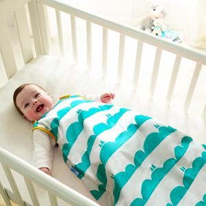 Picture of GROBAG - Baby Sleeping Bags Anorak- Rolling Hills ** NOT AVAILABLE **