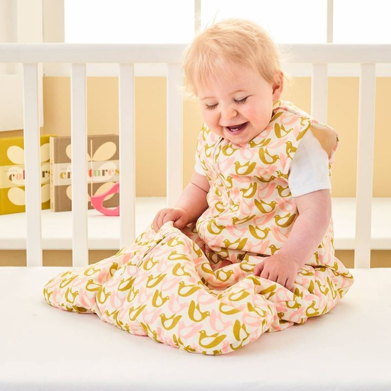 Picture of GROBAG - Baby Sleeping Bags For Travel Baby Bird