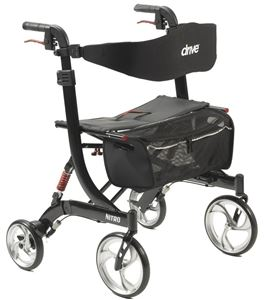 Picture of Euro Nitro HD Walker Rollator (Heavy Duty)