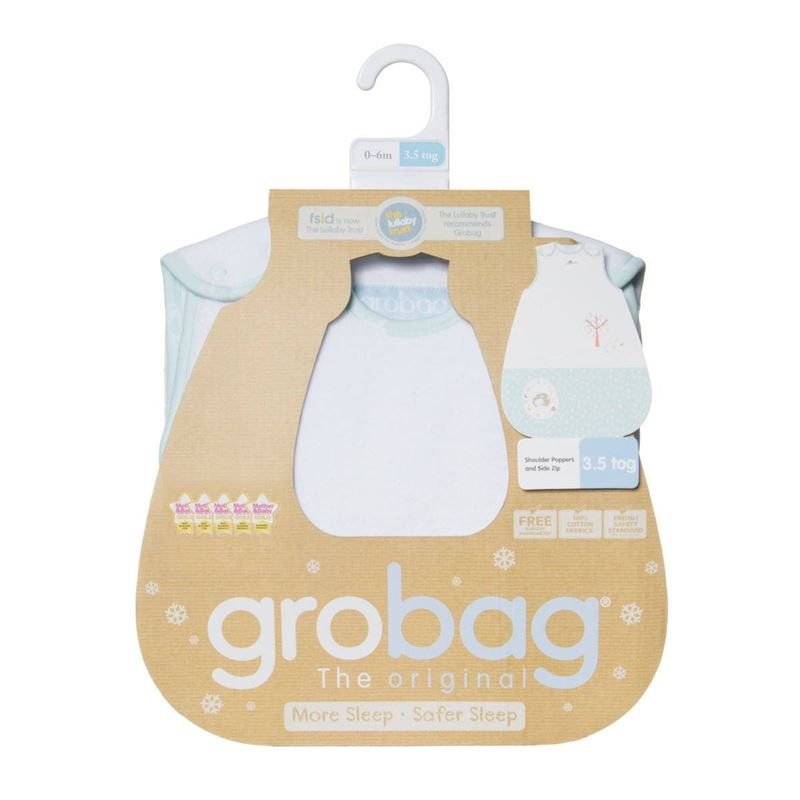 Picture of GROBAG - Baby Sleeping Bags For Travel Hibernate
