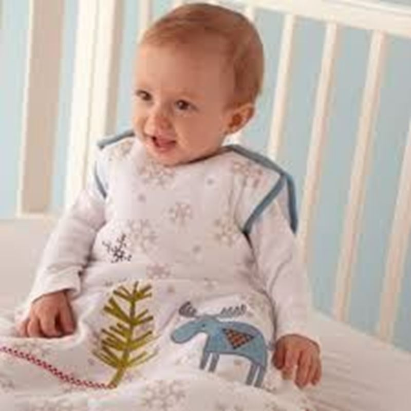 Picture of GROBAG - Baby Sleeping Bags For Travel Mr. Moose ** DISCONTINUED **
