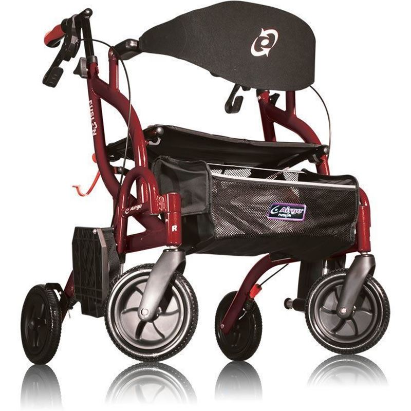 Picture of Airgo Fusion Rollator and Transport Chair